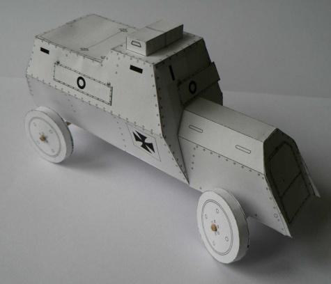 Russo Balt C 1914