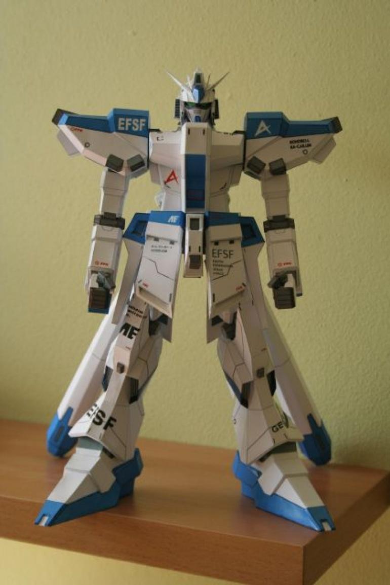 RX-93-V-2 Hi V Gundam