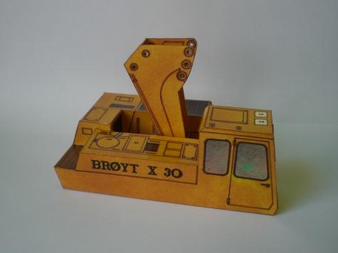 Rypadlo Broyt X30