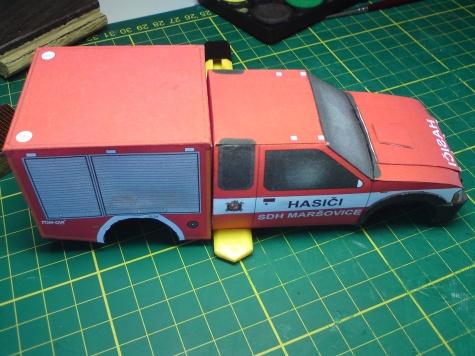 RZA Nissan Pick-up King Cab 2,5 TDi 4x4