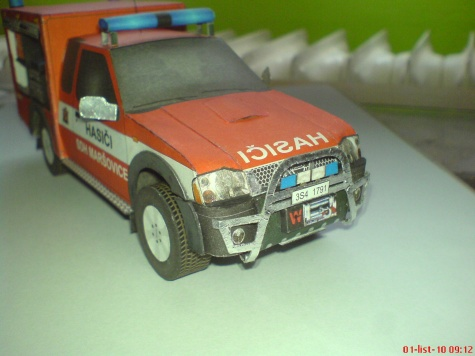Rza Nissan Pick-up King Cab 2,5 TDi 4x4