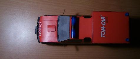 RZA Nissan Pickup