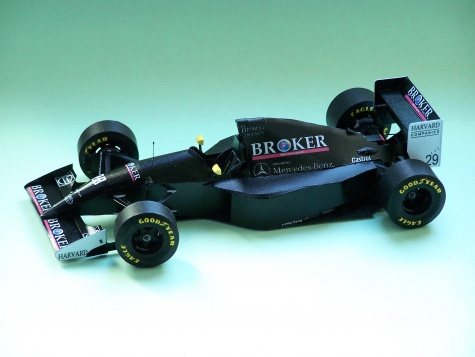Sauber C 13 Imola 1994