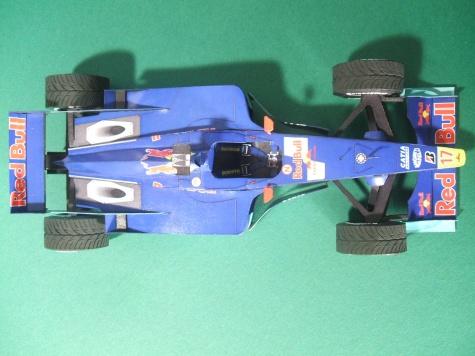 Sauber C 19, 2000, Mika Salo