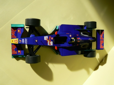 SAUBER C19, Mika Salo 2000