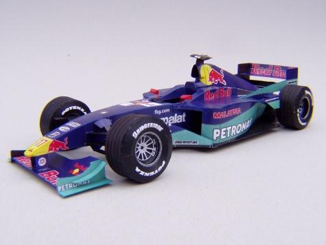 Sauber C19, 2000, M. Salo