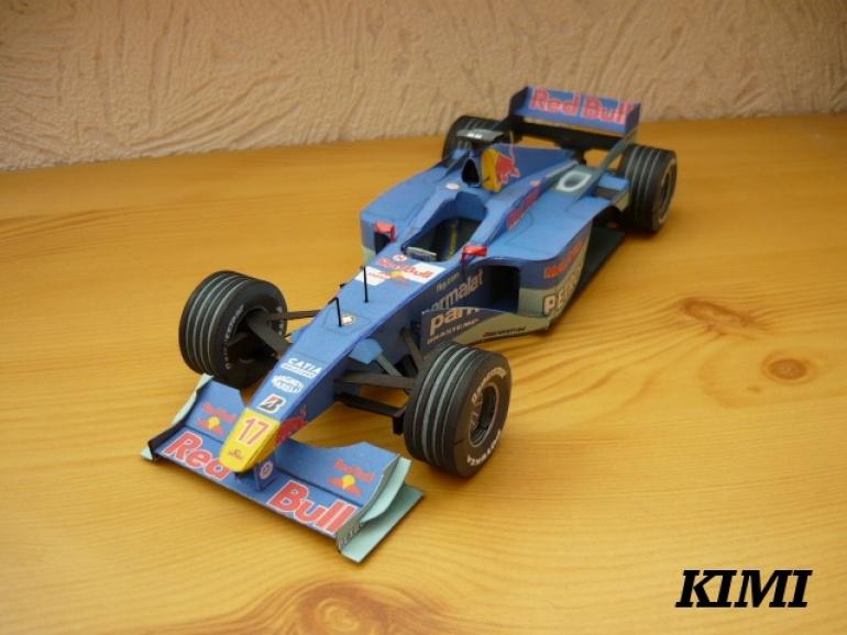 Sauber C19,Mika Salo,2000
