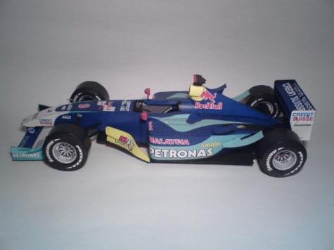 Sauber C22 - Nick Heidfeld (2003)