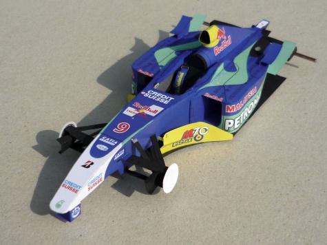 Sauber C22 - Nick Heidfeld  - 2003