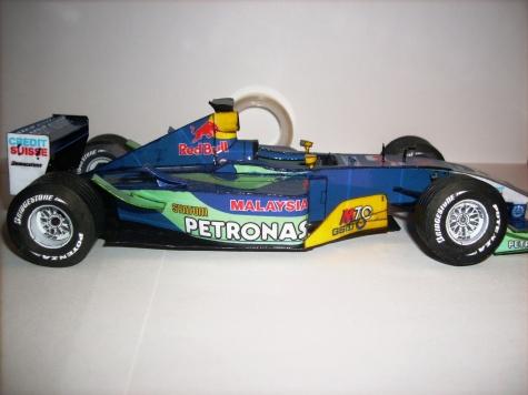 Sauber C22 2003 - Heinz - Harald Frentzen
