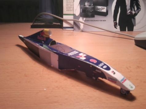 Sauber C22 Nick Heidfeld