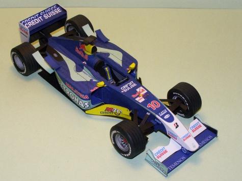 Sauber C22, 2003, H.H.Frentzen