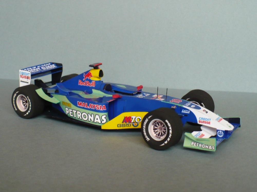 Sauber Petronas C22