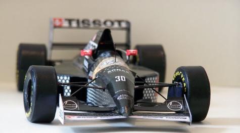 Sauber C13, GP Italy 94