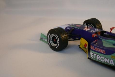 SAUBER C22, Nick Heidfeld - 2003