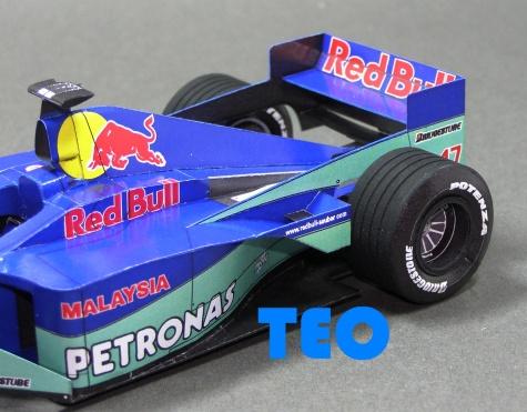 Sauber Petronas C19