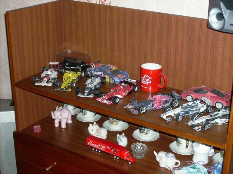 Sbírka modelů