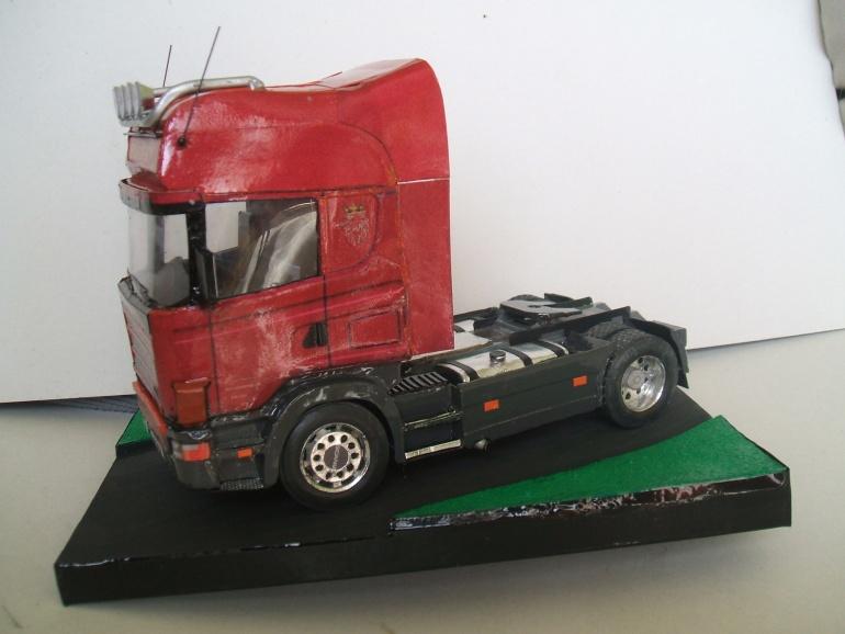 Scania 420L