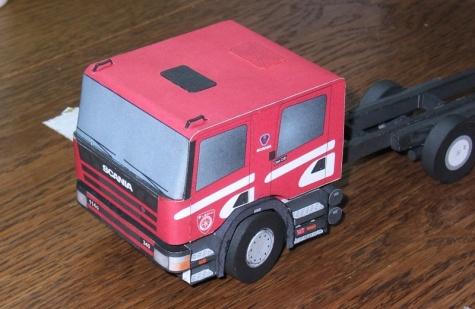 Scania CAS K24 Spitfire