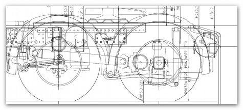 Scania R500 6x4 /free/ 1:25