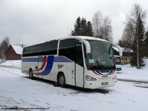 Scania Irizar New Century