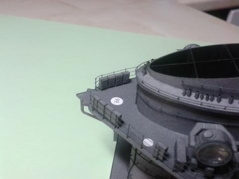 The Ship Model Forum • View topic - BC Scharnhorst / 1:200
