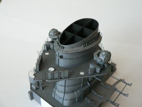 The Ship Model Forum • View topic - BC Scharnhorst / 1:200 / Paper model