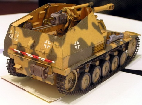 Sd.Kfz. 124 Wespe