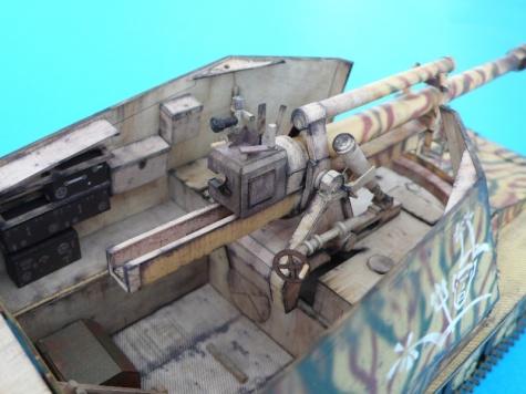 Sd. Kfz. 124 Wespe