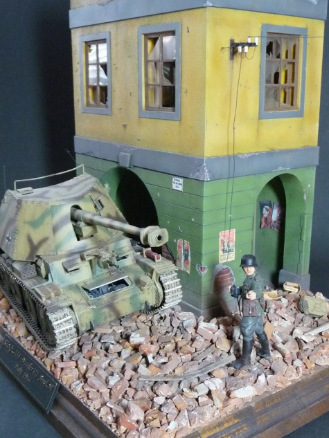 Sd.Kfz. 138 - Marder Ausf. H