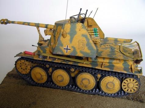 Sd.Kfz. 138 Marder III Ausf. H