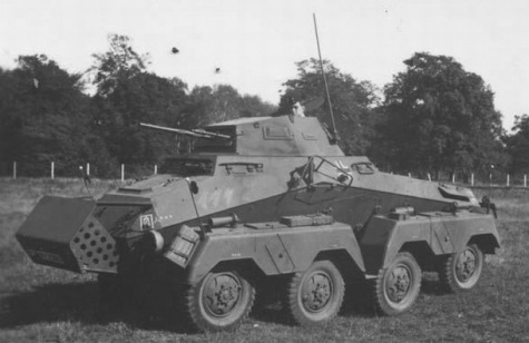 Sd.Kfz. 231 (8 Rad)
