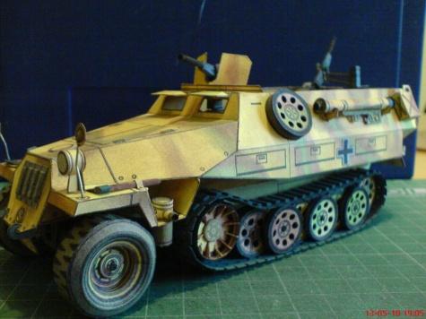 Sd.Kfz. 251/1 Ausf.D