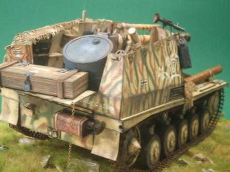 Sd.Kfz.124 Wespe