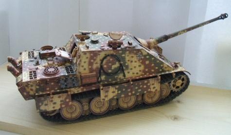 Sd.Kfz.173 jagdpanther Ausf.G
