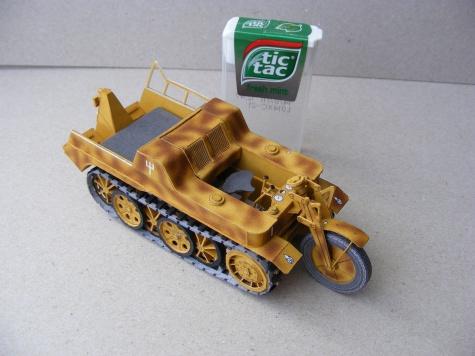 Sd Kfz 2 NSU Kettenkrad