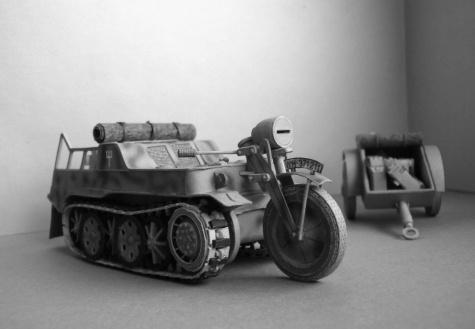 Sd kfz 2 NSU