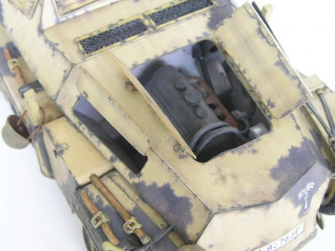 Sd.Kfz.250/3 Greif