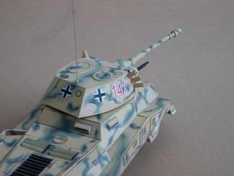 Sd.kfz.234 Puma