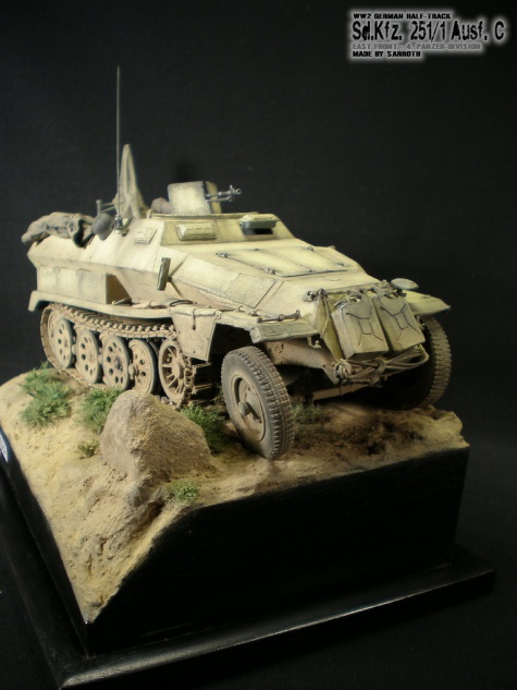 Sd.Kfz 251-1 Ausf. C