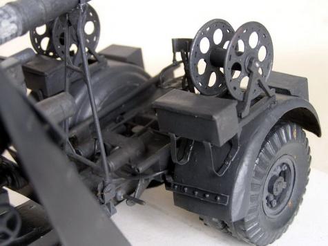 Sd.Kfz.7 + Flak 36/37
