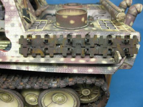 Sd.Kfz.173 Jagdpanther / GPM / 1:25 Kovář