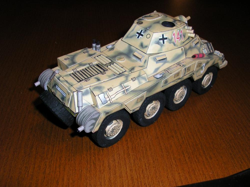 Sd.Kfz.234/2 Puma