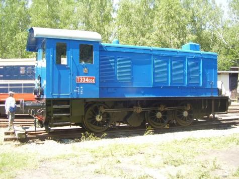 Setkáni BR 52