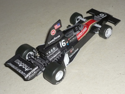 Shadow DN 5B - Tom Pryce - GP J.A.R. - 1976