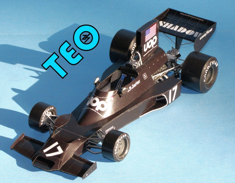 Shadow DN3A Ford
