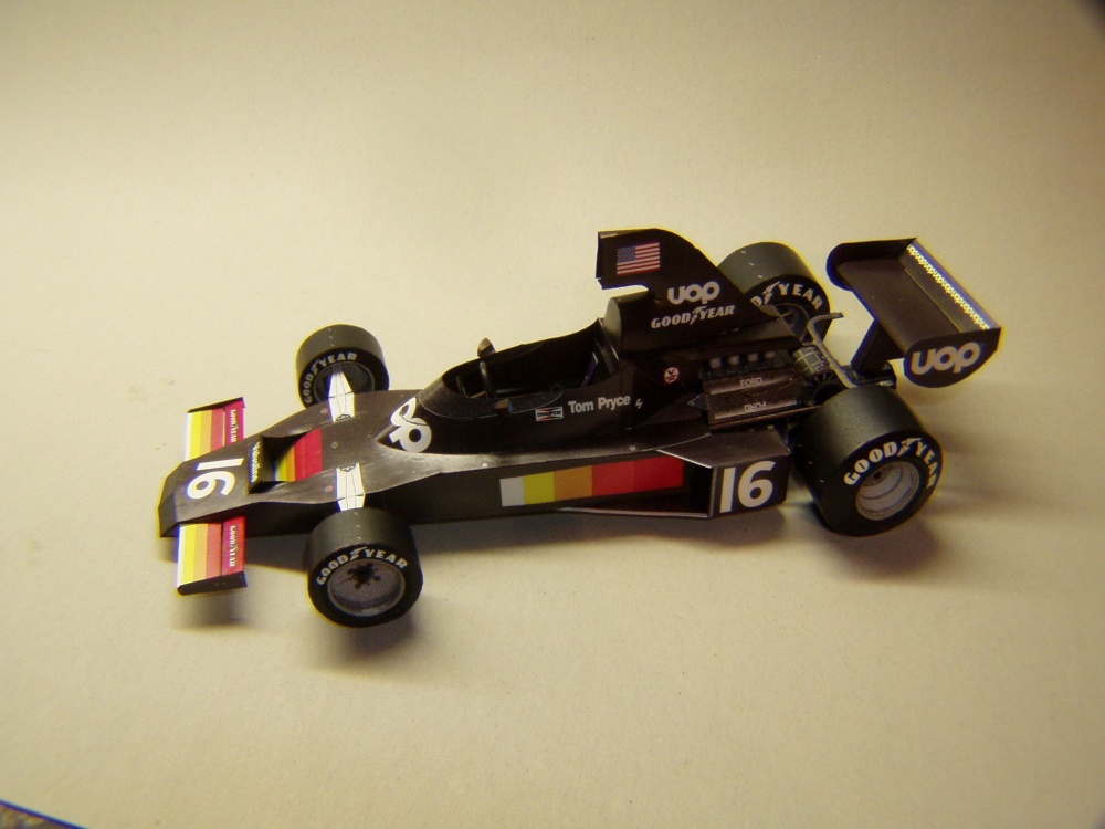 Shadow DN5, 1975, T. Pryce