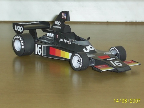Shadow DN5  T.Pryce 1975
