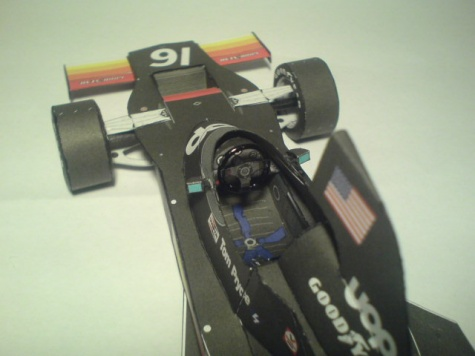 Shadow DN5 1975 - Tom Pryce
