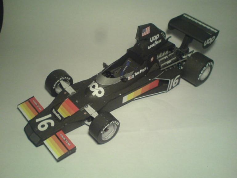 Shadow DN5 1975 - Tom Pryce
